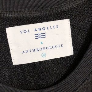 Anthropologie Tops - Anthropologie x Sol Angeles Graphic Sweatshirt